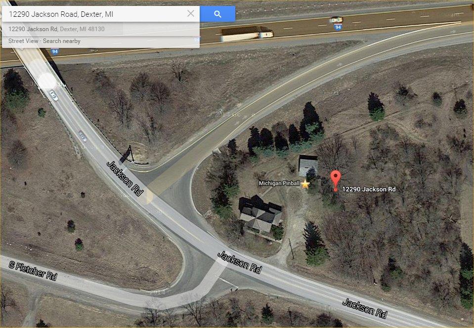 Michigan I-94 Exit 162